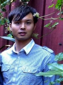 Alvin Wong, Mellon Visiting Assistant Professor at UCLA